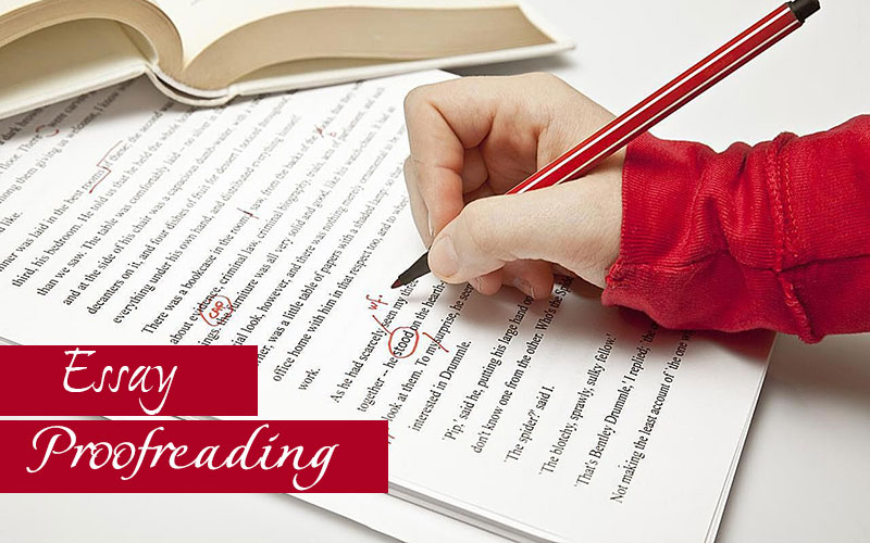 A Comfortable Service For High Academic Achievements – Essay Proofreading